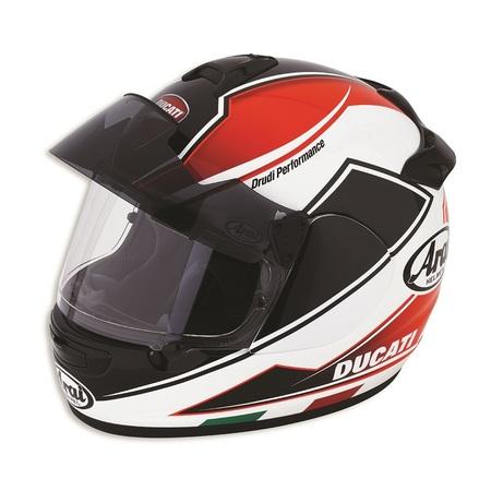 Ducati Theme Pro Full-face Helmet - Size Medium picture