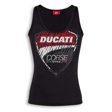 Ducati Corse Sketch Tank Top - Womens - Size Medium picture