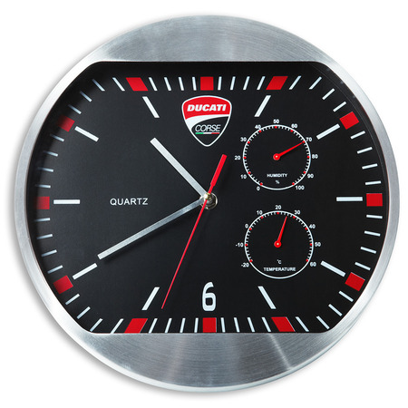 Ducati Corse Wall Clock picture