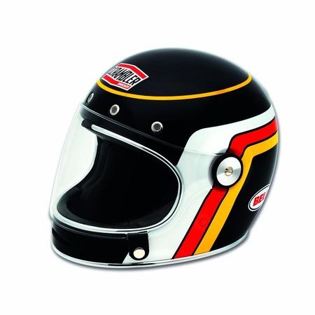 Ducati Scrambler Black Track Helmet - Size Small picture