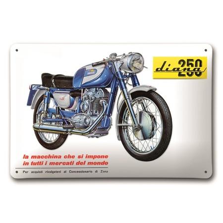 Ducati Diana 250 Metal Sign picture