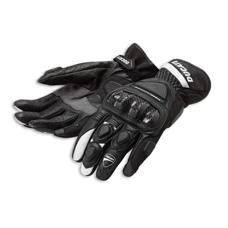 Ducati Sport C2 Gloves - Black - Size Large picture