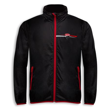 Ducati Corse Stripe Rain Jacket - Size X-Large picture