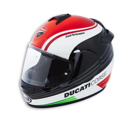 Ducati Corse SBK 3 Helmet - Red - Size Medium picture