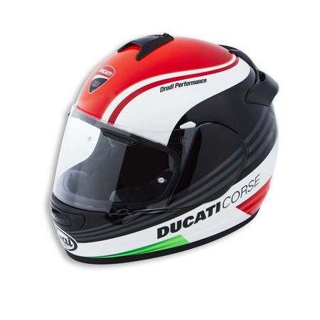 Ducati Corse SBK 3 Helmet - Red - Size Medium picture