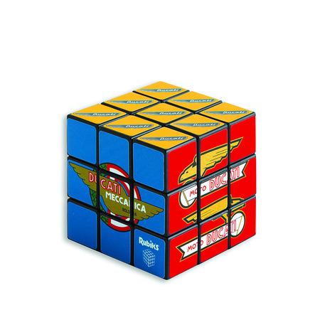 Ducati Anniversary Historical Rubik's Cube picture