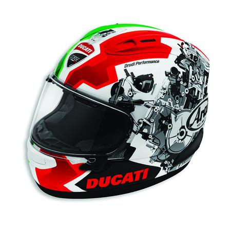 Ducati Corse V2 Helmet - Size Medium picture