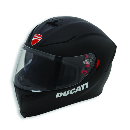 Ducati Dark Rider V2 Helmet - Size Medium picture
