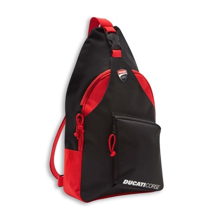 Ducati Corse Sketch Shoulder Bag picture