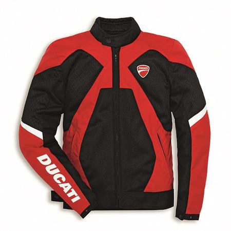Ducati Summer Textile Jacket - Mens - Size Medium picture