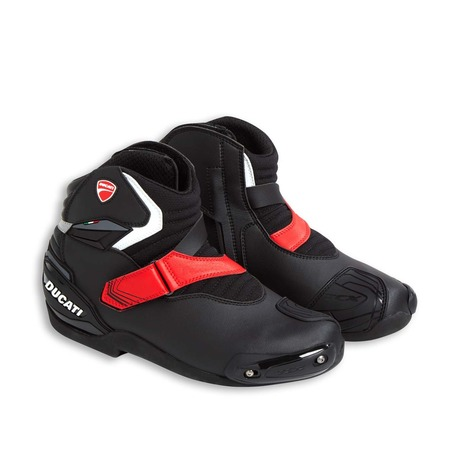 Ducati Theme Boots - Size 43 picture