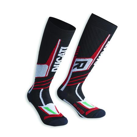 Ducati Performance V2 Socks - Size 39-42 picture