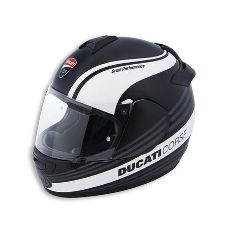Ducati Corse SBK 3 Helmet - Black - Size Large picture