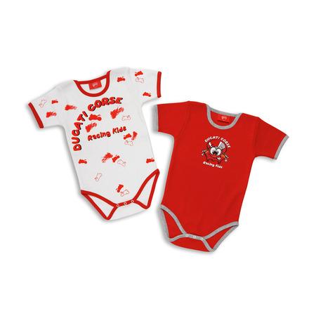 Ducati Corse Baby Body Set - Size 9m picture