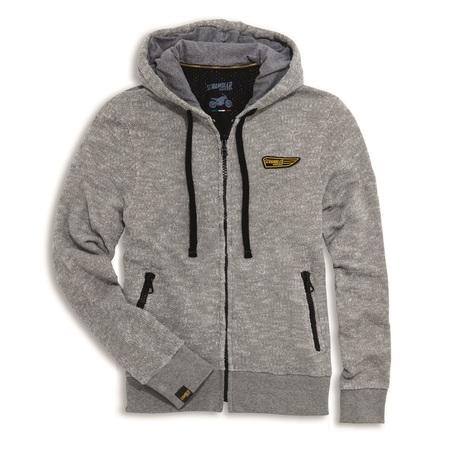 Ducati Wing Hoodie Sweatshirt - Size Medium picture