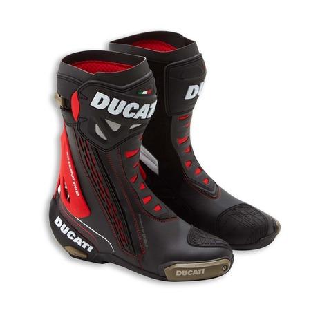 Ducati Corse V3 Boots - Size 44 picture