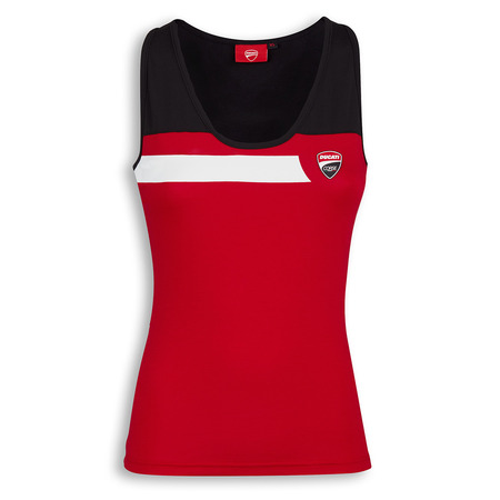 Ducati Corse Speed Tank Top - Womens - Size Small picture