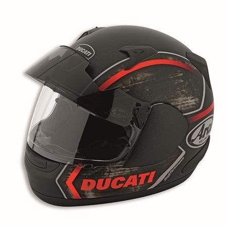 Ducati Thunder Pro Full-face Helmet - Size Large picture