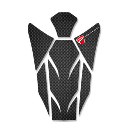 Ducati Streetfighter Carbon Tank Protector (SALE) picture