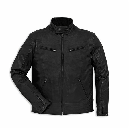 Ducati Vintage Leather Jacket -XS picture