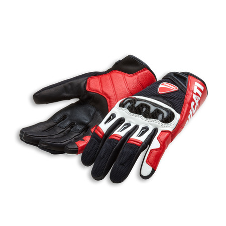 Company C1 Glove Red / Wht / Blk --S picture