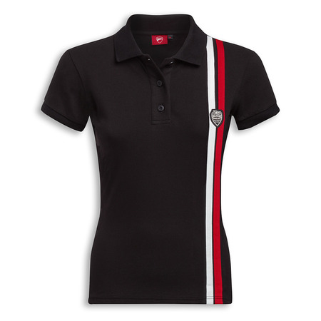 Ducati Shield Women's Polo Shirt - Size Medium picture