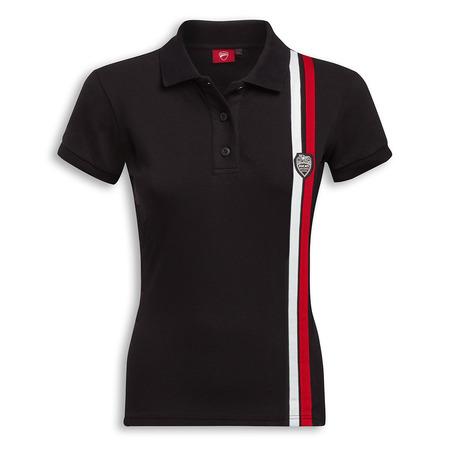Ducati Shield Women's Polo Shirt - Size Medium picture