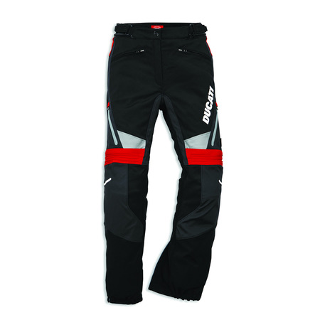 Ducati Strada C3 Textile Riding Pants - Womens - Size 48 picture