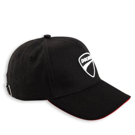 Ducati Company Cap - Black picture