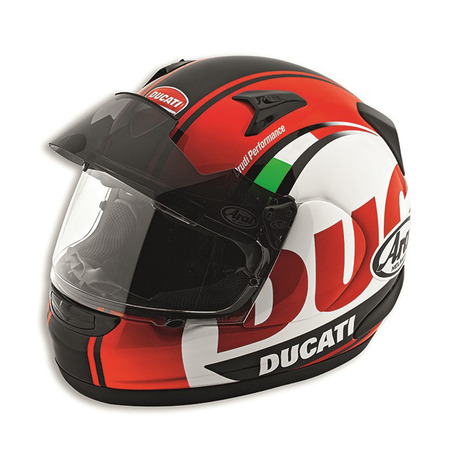 Ducati Type Pro Full-Face Helmet - Size X-Large picture