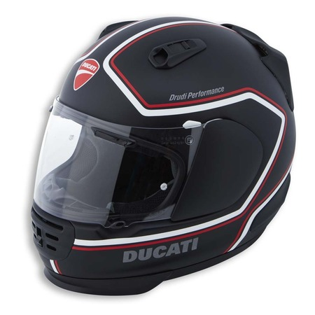 Ducati Red Line Helmet - Size Small picture