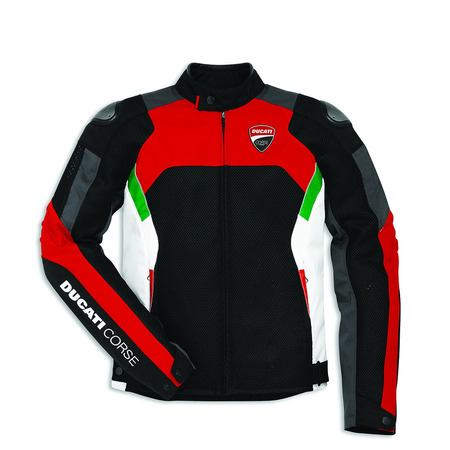 Ducati Corse Summer Mesh Jacket - Size 54 picture