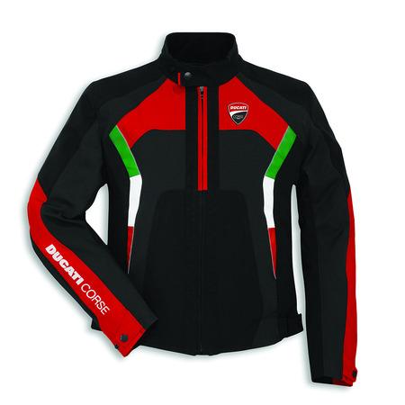 Ducati Corse C3 Textile Jacket - Size 50 picture