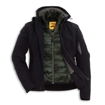 Ducati Outdoor Fabric Jacket - Womens - Size X-Small (CLOSEOUT picture