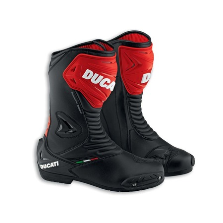 Ducati Sport C2 Racing Boots - Size 42 picture