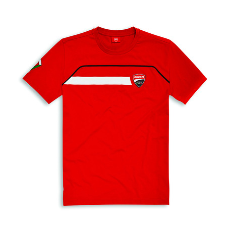 Ducati Corse Speed T-Shirt - Size Medium picture