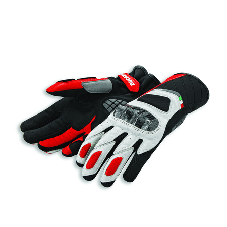 Ducati Sport C3 Leather Gloves - Size Small picture