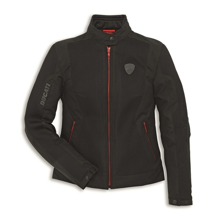 Ducati Flow 2 Women's Textile Jacket - Size Small picture