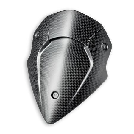 Ducati Multistrada Carbon Fiber Windscreen / Headlight Fairing picture