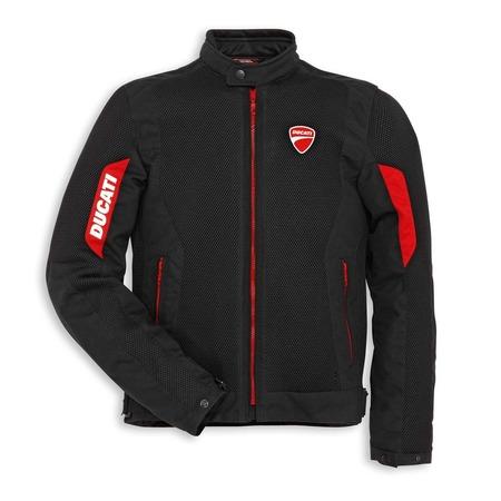 Ducati Flow 2 Textile Jacket - Size X-Large picture