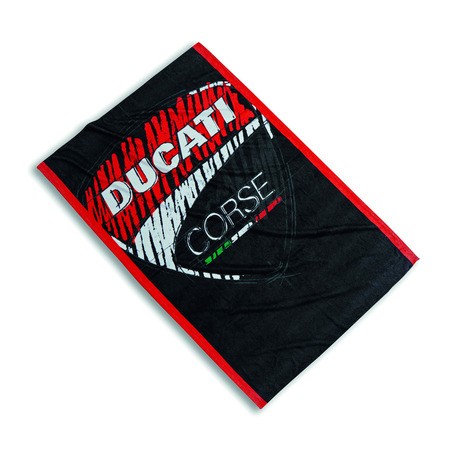 Ducati Corse Sketch Towel picture