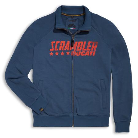 Ducati Blue Star Sweatshirt - Size Large picture