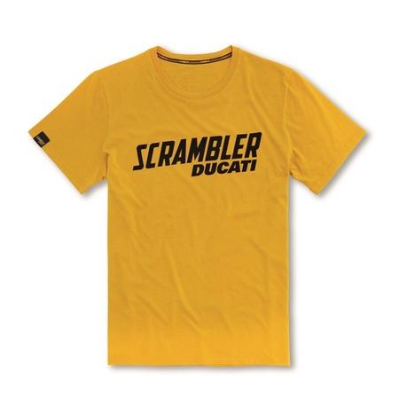 Ducati Scrambler Milestone T-Shirt - Size Small picture