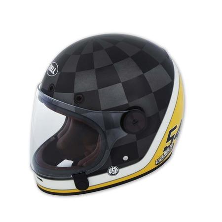 Ducati Scrambler Check Ace Helmet - Size X-Large picture