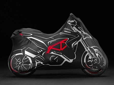 Ducati Hypermotard Bike Cover picture