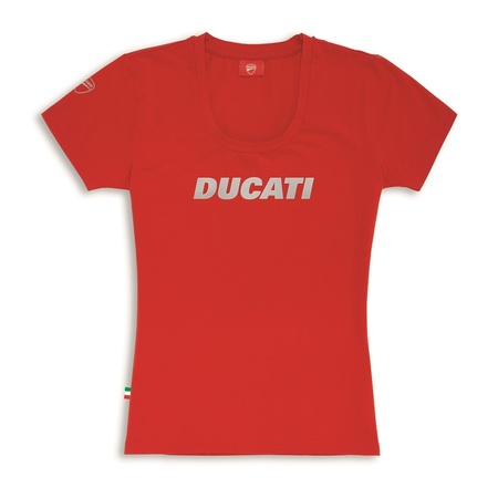 Ducati Ducatiana T-Shirt - Red - Size Large picture