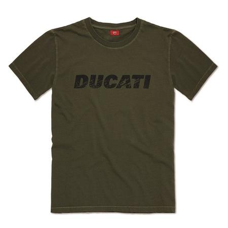 Ducati Vintage Logo T-Shirt - Size XX-Large picture