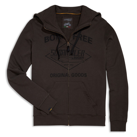 Ducati Parklife Hooded Sweatshirt - Size Large picture