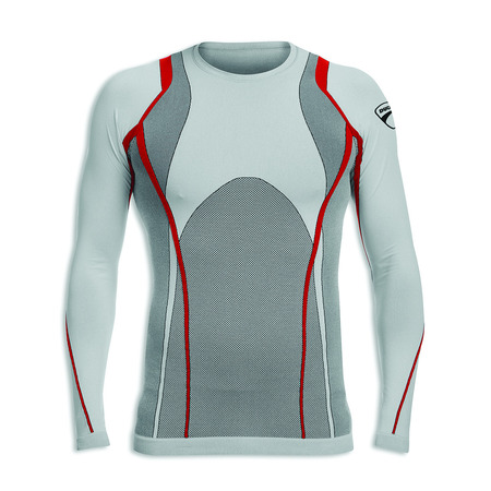 Ducati Cool Down L/S Shirt - Size XS-S picture