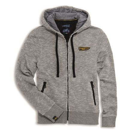 Ducati Wing Hoodie Sweatshirt - Size XX Large picture